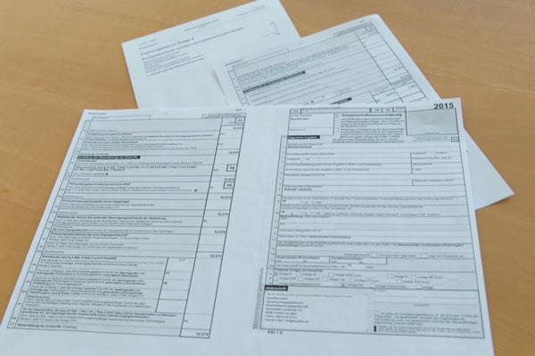 Körperschaftsteuererklärung (KSt) vom Steuerberater