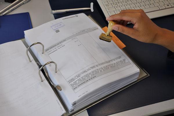 Finanzbuchhaltung mit der Benefitax GmbH
